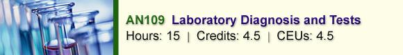 AN109: Laboratory Diagnosis and Tests – CSNN Toronto, ON
